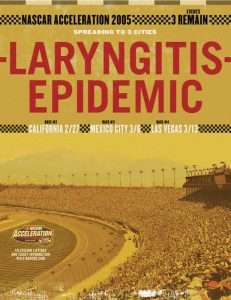 Laryngitis Epidemic